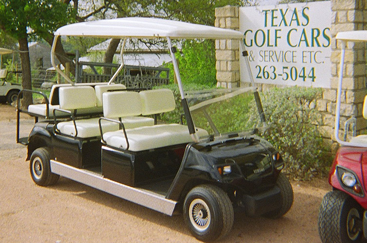 Texas Golf Cars & Service: Custom Golf Carts on used golf carts 4 seater, used cadillac golf carts, used 8 passenger golf cart, rent escalade golf cart, cadillac escalade limo golf cart, used h3 golf cart, used golf cart body kits,